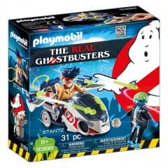 PLAYMOBIL - GHOSTBUSTERS - STANTZ - MOTO - 9388