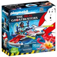 PLAYMOBIL - GHOSTBUSTERS - ZEDDEMORE - JETSKI - 9387