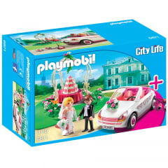 PLAYMOBIL - KIT - CITY LIFE - 6871