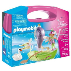 PLAYMOBIL - MALETA - FAIRES - 9105