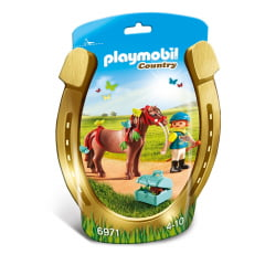 PLAYMOBIL - SOFT BAGS - COUNTRY - 6971