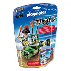 PLAYMOBIL - SOFT BAGS - PIRATAS - 6162