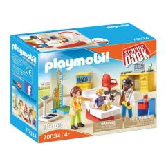 PLAYMOBIL - STARTER PACK - CONSULTÓRIO PEDIATRICO - 70034