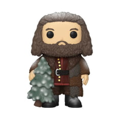 POP! FUNKO - HARRY POTTER - HOLIDAY - RUBEUS HADRIG