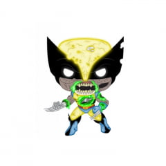 POP! FUNKO - MARVEL ZOMBIES - ZOMBIE WOLVERINE