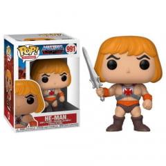 POP! FUNKO - MASTER OF THE UNIVERSE - HE-MAN