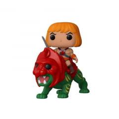 POP! FUNKO - MASTER OF THE UNIVERSE - HE-MAN ON BATTLECAT