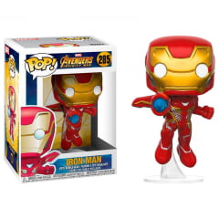 POP! VINGADORES - IRON MAN