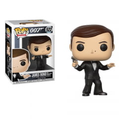 POP! FUNKO - 007 - JAMES BOND COM TERNO PRETO