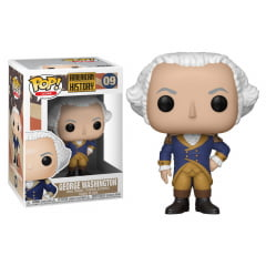 POP! FUNKO - AMERICAN HISTORY - GEORGE WASHINGTON