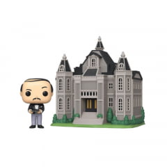 POP! FUNKO - BATMAN - ALFRED PENNYWORTH COM MANSÃO WAYNE