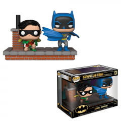 POP! FUNKO - BATMAN E ROBIN - COMIC MOMENTS 1964