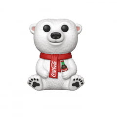 POP! FUNKO - COCA COLA - URSO POLAR COCA COLA