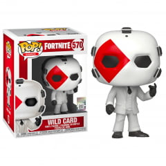 POP! FUNKO - FORTNITE - WILD CARD