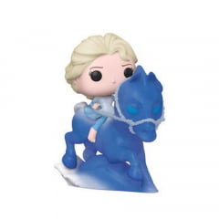 POP! FUNKO - FROZEN II - ELSA RIDING NOKK