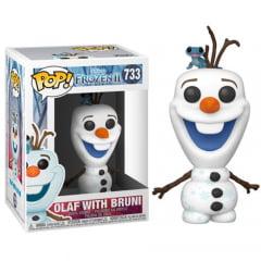 POP! FUNKO - FROZEN II - OLAF COM BRUNI