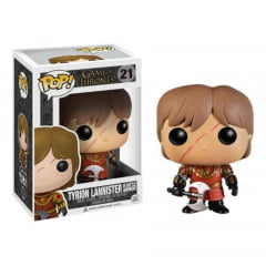 POP FUNKO - GAME OF THRONES - TYRION LANNISTER EM BATALHA