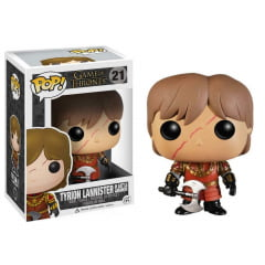 POP! FUNKO - GAME OF THRONES - TYRION LANNISTER EM BATALHA