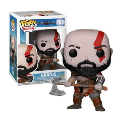 POP FUNKO - GOD OF WAR - KRATOS