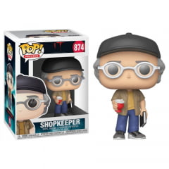 POP! FUNKO - IT - SHOPKEEPER (STEPHEN KING)
