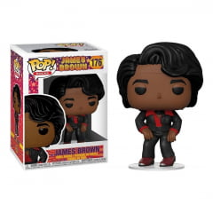POP! FUNKO - JAMES BROWN