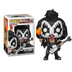 POP! FUNKO - KISS - THE DEMON