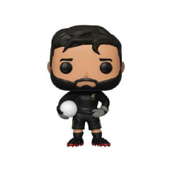 POP! FUNKO - LIVERPOOL - ALISSON BECKER