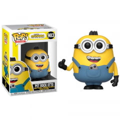 POP! FUNKO - MINIONS - PET ROCK OTTO