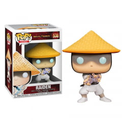 POP! FUNKO - MORTAL KOMBAT - RAIDEN