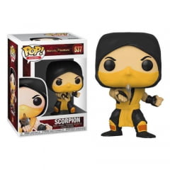 POP! FUNKO - MORTAL KOMBAT - SCORPION