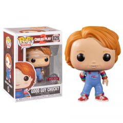 POP! FUNKO - O BRINQUEDO ASSASSINO 2 - GOOD GUY CHUCKY - SPECIAL EDITION