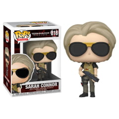 POP! FUNKO - O EXTERMINADOR DO FUTURO - SARAH CONNOR