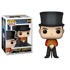 POP! FUNKO - O REI DO SHOW - PHILLIP CARLYLE