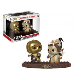 POP! FUNKO - STAR WARS - ENCOUNTER ON ENDOR