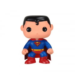 POP! FUNKO - SUPER HEROES - SUPERMAN
