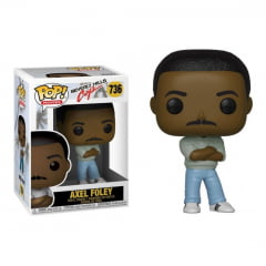 POP! FUNKO - UM TIRA DA PESADA - AXEL FOLEY