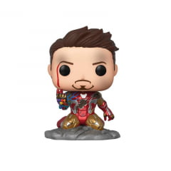 POP! FUNKO - VINGADORES - IRON MAN - SPECIAL EDITION - GLOW IN THE DARK