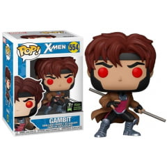 POP! FUNKO - X-MEN - GAMBIT - LIMITED EDITION EXCLUSIVE