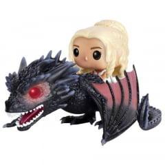POP! Game of Thrones -  Daenerys Targaryen e Drogon
