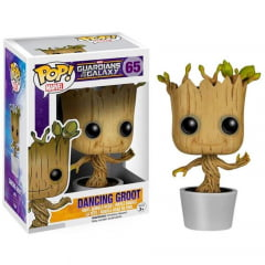 POP! Guardiões da Galaxia - Dancing Groot