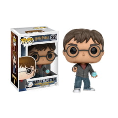 POP! Harry Potter - Harry Potter com bola
