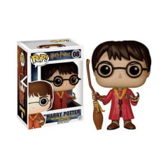 POP! HARRY POTTER - HARRY POTTER COM VASSOURA