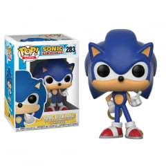 POP! FUNKO - SONIC THE HEDGEHOG - SONIC WITH RING