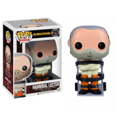 POP! THE SILENCE OF THE LAMBS - HANNIBAL LECTER