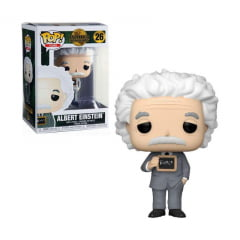 POP! FUNKO - WORLD HISTORY - ALBERT EINSTEIN