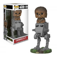 POP! Star Wars - Chewbacca com At-St