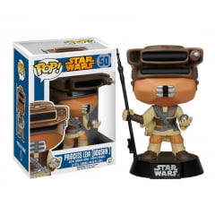 POP! Funko - Star Wars - Princesa Leia (Boushh)