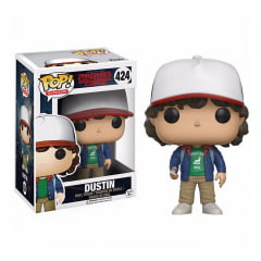 POP! Funko - Stranger Things - Dustin
