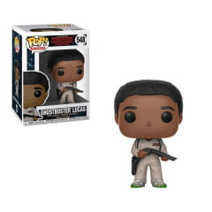 POP! Stranger Things - Lucas (Ghostbuster)