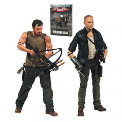 THE WALKING DEAD - DARYL DIXON E MERLE